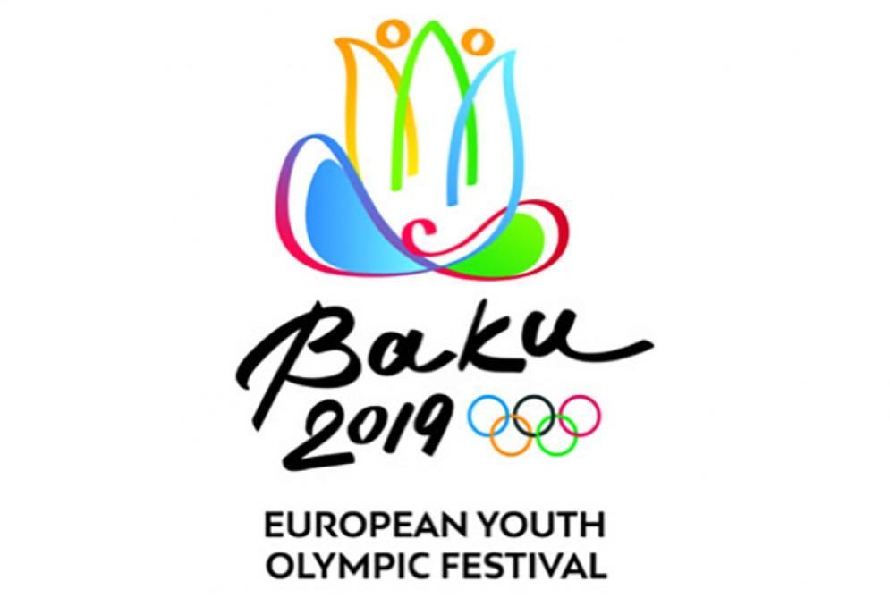 logo EYOF Baku2019