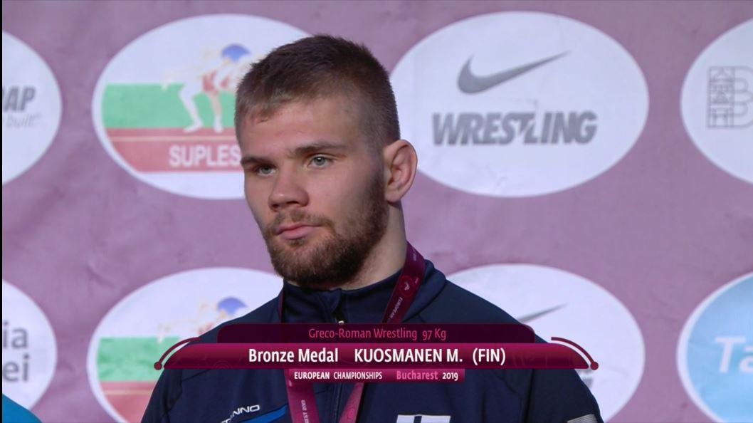 Elias podium