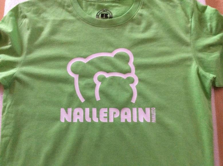 Nallepaini paita