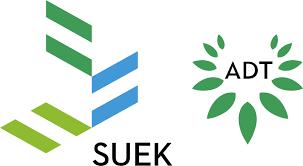 SUEK ADT logo